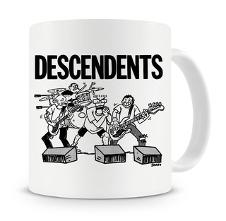 Descendents - Live Cartoon [Caneca]