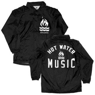 Hot Water Music - [Windbreaker + Adesivo]