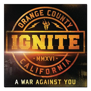 Ignite - A War Against You [LP + CD]