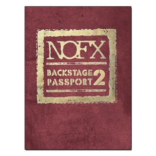 NOFX - Backstage Passport 2 [2X DVDs]