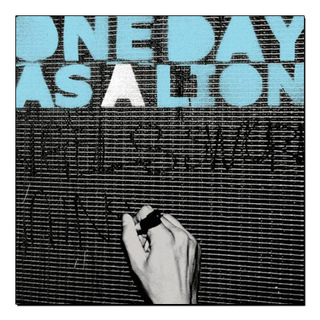 One Day As A Lion - One Day As A Lion [LP]