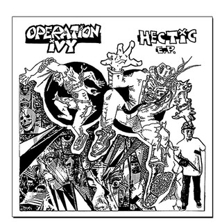 Operation Ivy - Hectic [LP]