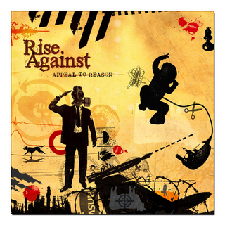 Rise Against - Appeal to Reason [LP]
