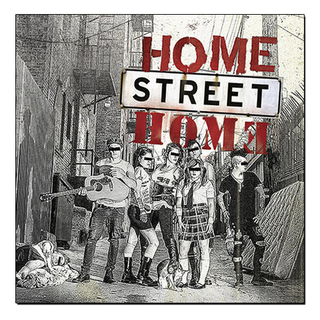 NOFX & Friends - HOME STREET HOME (Original Songs from The Shit musical) [LP]