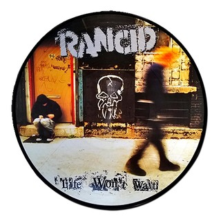 Rancid - Life Won't Wait [LP Picture Disc]