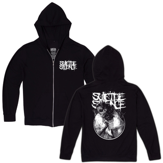 Suicide Silence - Decay + Adesivo [Soft Hoodie]