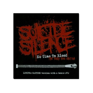 Suicide Silence - No Time To Bleed - The Body Bag Edition [CD + DVD]