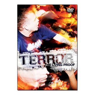 Terror - The Living Proof [DVD]