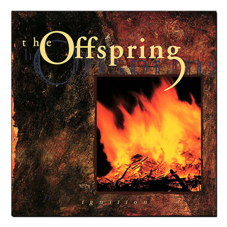 The Offspring - Ignition [LP Vermelho]