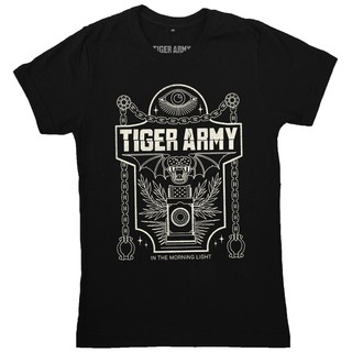 Tiger Army - Morning Light + Adesivo
