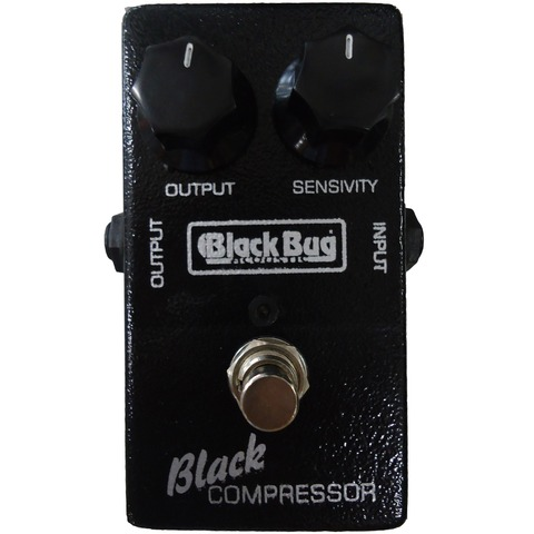 Black Bug Black Compressor