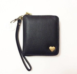 BILLETERA MINI MERY NEGRO