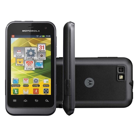 Motorola Mini Defy Xt320 Android Cam 3mp Wifi Gps