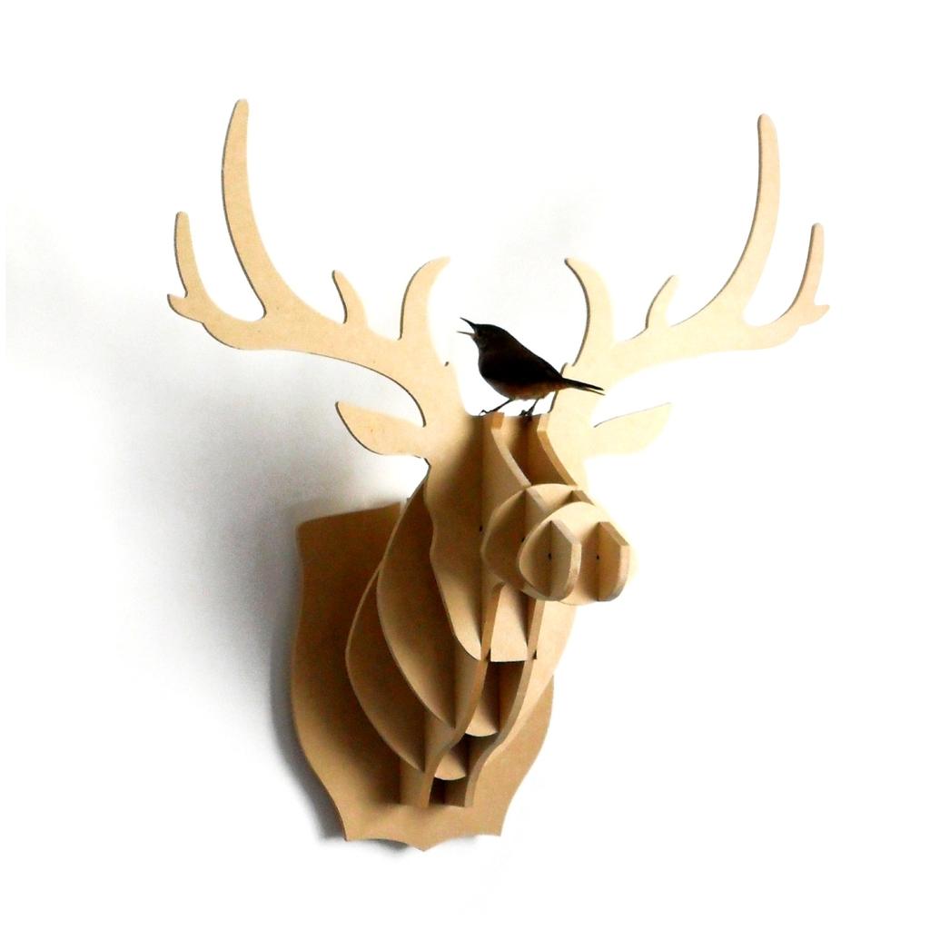 Cabeza de ciervo en oferta for Cabeza de ciervo
