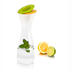 Jarra irrompible con Exprimidor - Citrus Carafe & Press Vacu vin