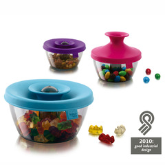 Dispenser para nueces y caramelos - PopSome Nuts & Candy Vacu Vin