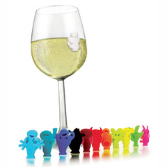 Glass Markers Party People - Marcadores de Copas