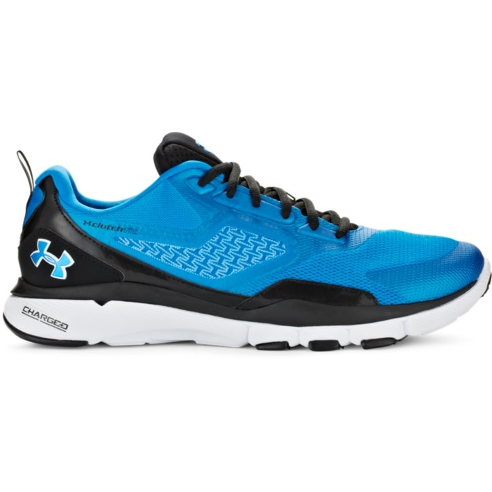 Zapatilla Running Under Armour Charged One Ligth Blue en internet