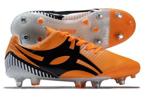 Botines de Rugby Gilbert Ignite Fly 6 Stud Hybrid SG