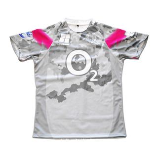 Camiseta de Rugby Joost Warriors (Alternativa)