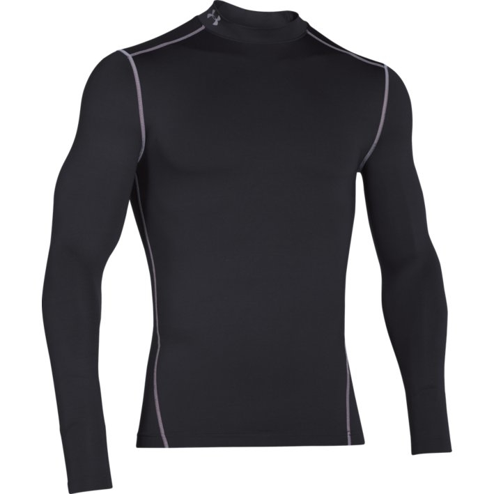 Termica Manga Larga Under Armour Compression Mock