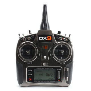DX9 Transmitter Only Mode 1-4 in MD2 Config