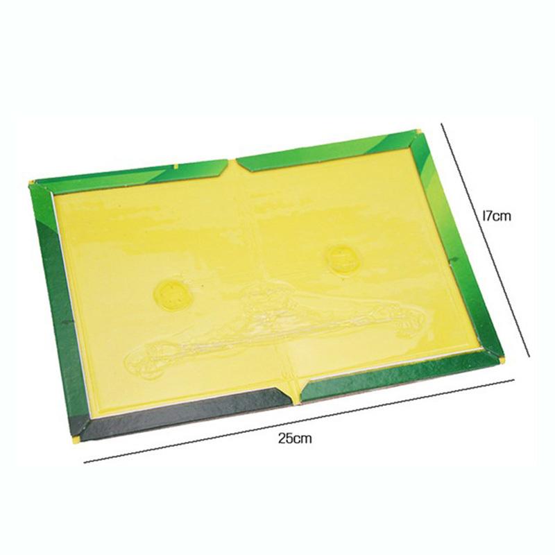 Glue traps trampas de pegamento adherente para ratas y - Como atrapar ratones ...