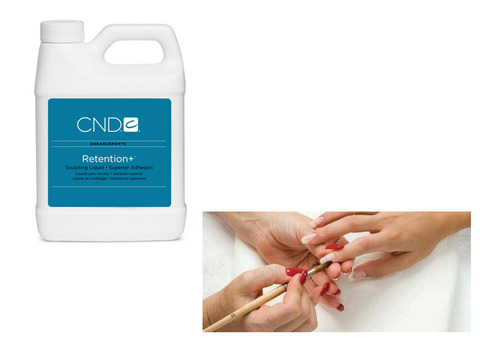 Liquido de Esculpir CND (Retention).