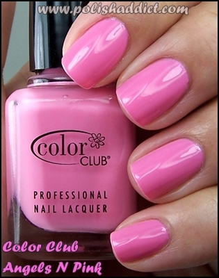 Color Club Angels in Pink