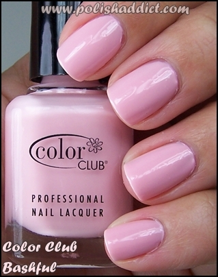Color Club Bashfull