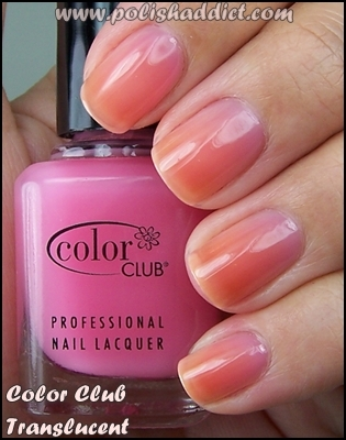 Color Club Translucent