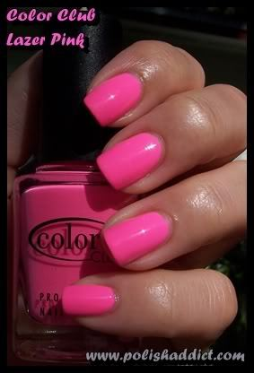 Kit 4 Esmaltes Mighty Brights - Color Club na internet