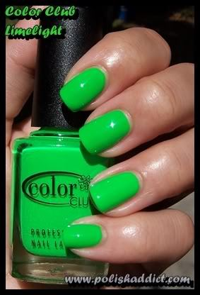 Kit 4 Esmaltes Mighty Brights - Color Club - Yasmin Rivera Unhas de Porcelana