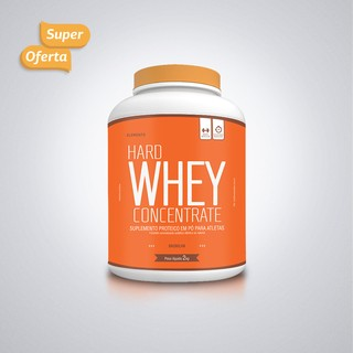 HARD WHEY CONCENTRATE - ELEMENTS