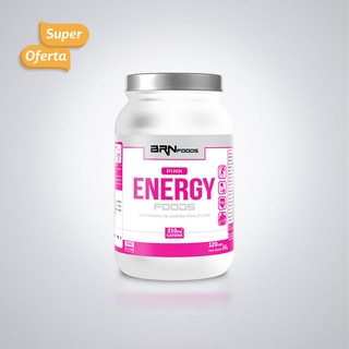 PINK ENERGY FOODS - BR NUTRITION FOODS