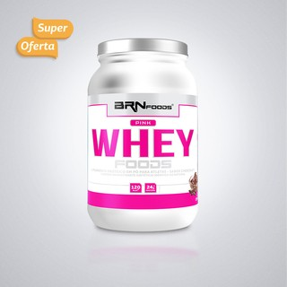 PINK WHEY FOODS - BR NUTRITION FOODS