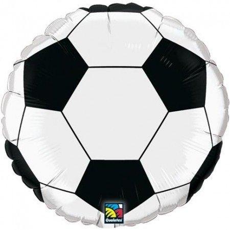 Bola de Futebol - Balão Metalizado - 18