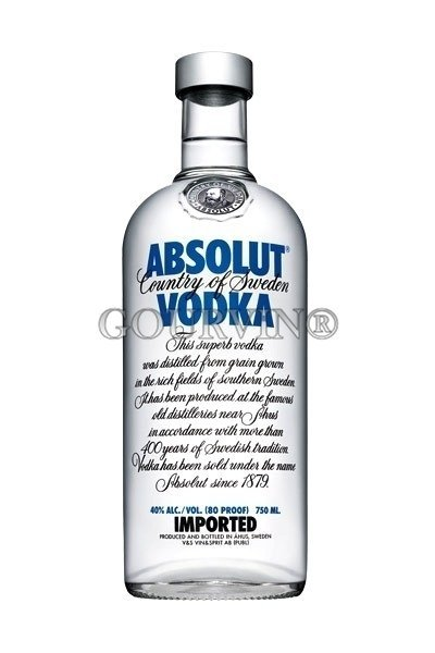 Absolut x750ml