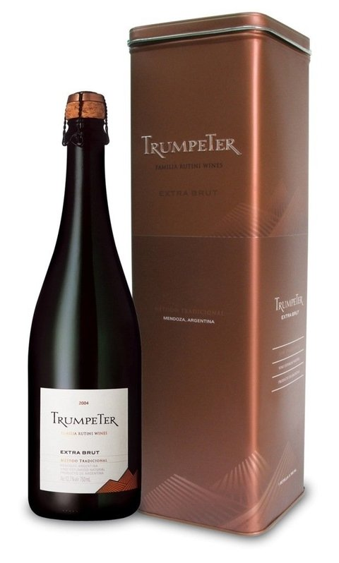 Trumpeter extra brut x750ml