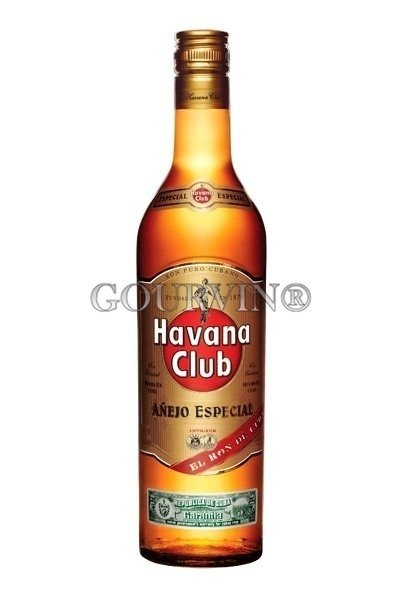 Havana Club Añejo especial 750ml