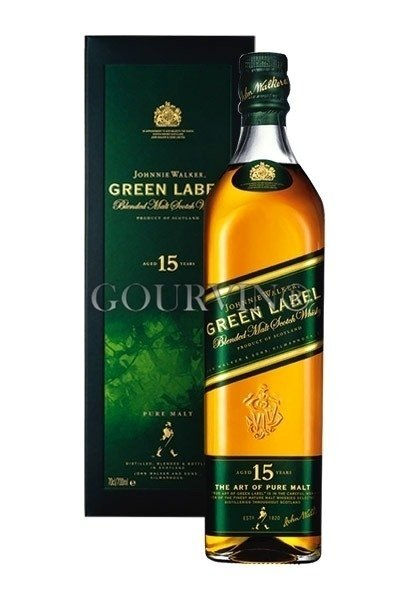 Johnnie Walker Green Label x750ml