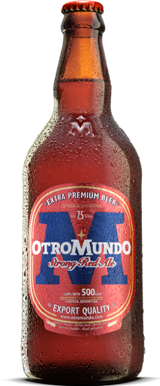 Otro Mundo Strong Red Ale x500 ml