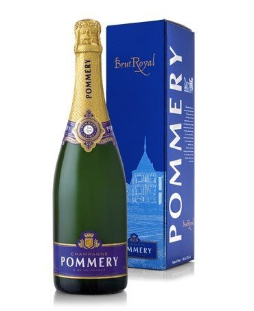 Pommery Brut royal x750ml