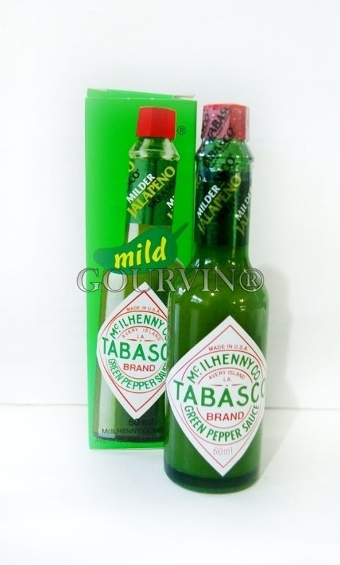 Tabasco Mild x60ml
