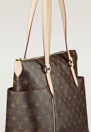 Bolsa Totally MM Monogram - couro simples na internet