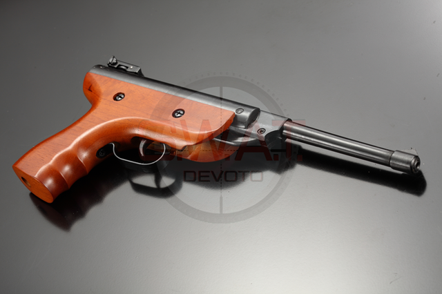 Pistola Legend S2 Madera 5.5 mm