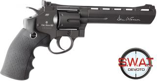 Revolver Co2 Dan Wesson 6'' Pavonado 6mm