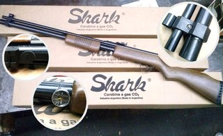 Rifle Shark Repetición PCP - 5.5 mm