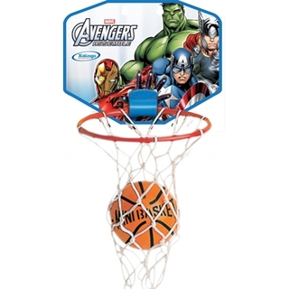Mini Kit Basketball Avengers Assemble Xalingo.Pronta Entrega