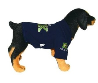 Camisa Pet Polo Uk Brasil Pronta Entrega